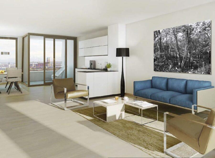 Erstbezug Luxus Wohnung Im Le Blanc In Der Maxvorstadt