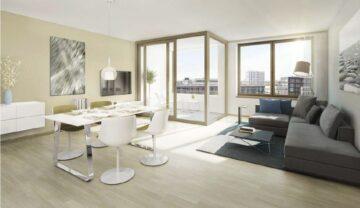 Erstbezug! Luxus-Wohnung im Le Blanc in der Maxvorstadt!, 80335 München, Penthousewohnung