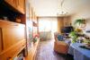 Ruhige und zentral gelegene 3-Zimmer Wohnung mit Balkon - vermietet - - Wohnzimmer