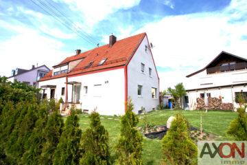 !!Doppelhaushälfte mit großzügigem Garten!! Sehr ruhig mit idealer Verkehrsanbindung, 86368 Gersthofen, Doppelhaushälfte
